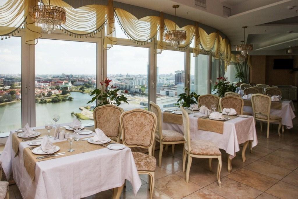 Ресторан Панорама Минотель